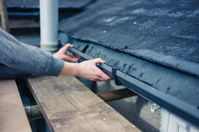 Guttering Plymouth Devon A1 Roofing Plymouth Call 01752 936213