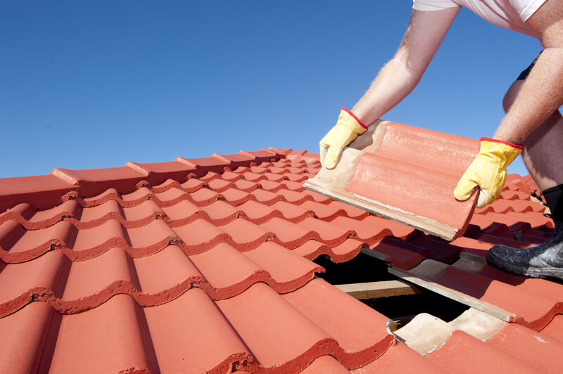 Replacement Roofing Tiles Plymouth Devon